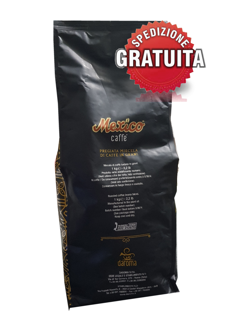 6kg-Coffee-Beans-Mexico-Coffee-Cream---Bar-Line-Roasting-Daroma-